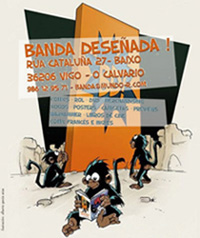 Tienda de comics Banda Deseada